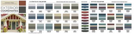 siding and brick color combinations exterior color cues more