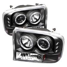 Ford Explorer Headlights - amazon com spyder auto ford f250 f350 super duty ford excursion