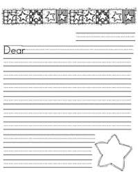 letter writing paper formal letter template
