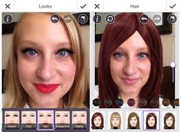 hair and makeup app 221 best youcam youcam makeup images on