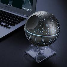 Star Wars Office Star Wars Death Star Speaker Lights Bluetooth No Lasers