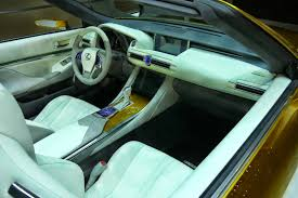 lexus lf c2 car design india