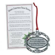 merry from heaven pewter ornament st george