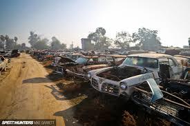 car junkyard michigan welcome to the wasteland the great american junkyard speedhunters