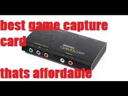 cheap cards the best capture card thats cheap