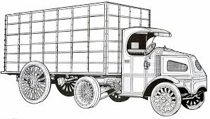 printable 33 semi truck coloring pages 6863 semi truck coloring