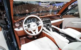 bentley suv 2015 interior should bentley build the exp 9 f concept