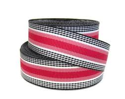 striped grosgrain ribbon 7 8 striped grosgrain ribbon by the yard surfboard