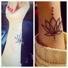 simply amazing lotus flower tattoo designs tattoo ideas