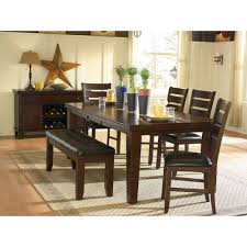 Dining Tables  Counter Height Dining Table Tile Top Dining Table - Counter height dining table set butterfly leaf