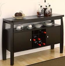 Kitchen Console Table With Storage Bar Cabinet Sideboard Buffet Console Table Storage Kitchen Dining