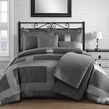 Calysta Queen Comforter Set In by Hi End Accents Whistler Gray Comforter Paul U0027s Home Fashions