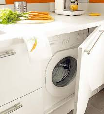 Washing Machine In Kitchen Design Such A Lovely Way To Conceal A Washing Machine Putting A Washer