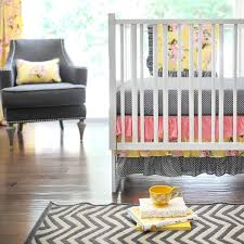 nursery beddings yellow and gray baby boy bedding with yellow