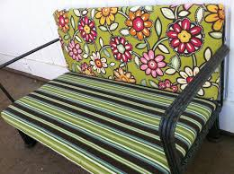 Diy Patio Cushions Naptime U003d Craft Time No Sew Patio Furniture Cushion Re Do
