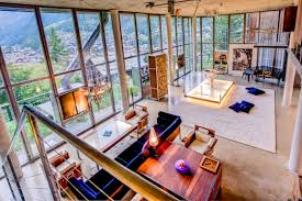 heinz julen loft luxury retreats