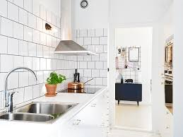 white tile kitchen backsplash backspalsh decor