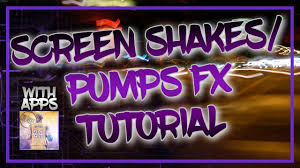 happy thanksgiving boss simple screen shakes pumps fx tutorial w apps by oblivious