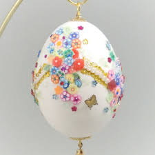 best faberge style egg ornaments products on wanelo