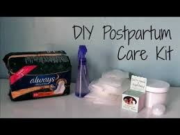 New Mom Care Package Postpartum Care Package Youtube