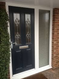 blue composite door google search front door pinterest
