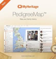 Map Card Austin by Introducing Pedigreemap U2014 An Interactive Map Of Your Family