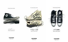 converse launches made by you caign the idle