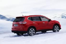 nissan rogue off road new nissan rogue x trail compact suv pictures and details