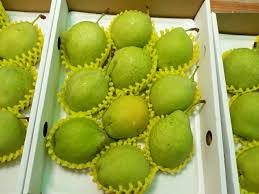 cuisine relook馥 谷關慕夏特產鋪子mucha 安心 安全的馥梨 福壽山特產 一顆