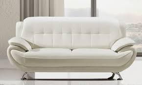 Soft Leather Sofa Decorating Soft Leather Sofa Set White Settee Loveseat White
