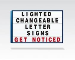 lighted message board signs lighted marquee signs outdoor lighted marquee signs