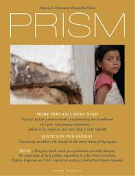 sines of the times by evangelicals for social action prism