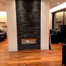 gas fireplace contemporary original design open hearth