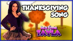 Preschool Songs For Thanksgiving Thanksgiving Songs For Children I U0027m Thankful Kid Songs Youtube