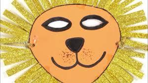 lion mask for kids lion mask animal mask animal mask for kids mask