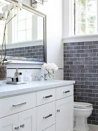 marble tile bathroom ideas white marble tile with grey veins bathroom ideas photos houzz