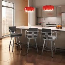 bar stools orange kitchen accessories modern orange bar stools