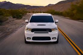 Dodge Durango Srt8 Price Worth The Weight Massive 2018 Dodge Durango Srt Prices Start At