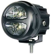 led work lights for trucks 2pcs 3 2 inch 20w led work lights by cree chips for truck tractor