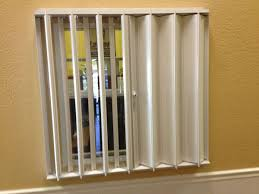 Accordion Curtain Clear Shutters U2013 Forcefield Hurricane