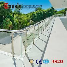 Handrail Systems Suppliers Plexiglass Deck Railing Plexiglass Deck Railing Suppliers And