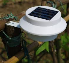 Solar Lights Fence - online shop china wholesale solar powered garden decoratives light
