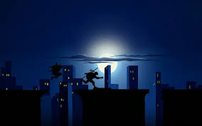 imagenes animadas de justicia gratis dibujos animados tortugas ninja guerreros noches techos
