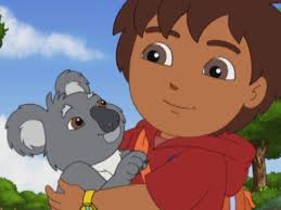 adventures of the little koala a koala u0027s birthday hug video go diego go s5 ep408