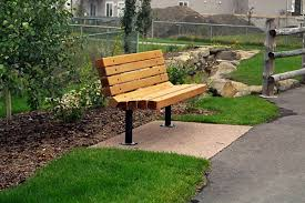 park benches park benches custom park leisure