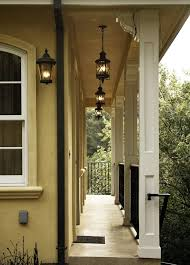 front porch lighting entry farmhouse with light yellow transom