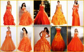 orange wedding dresses csmevents com