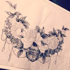 in searching for a skin a chest tattoo by dodie 2014