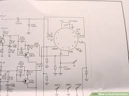 how to read schematics 5 steps with pictures wikihow