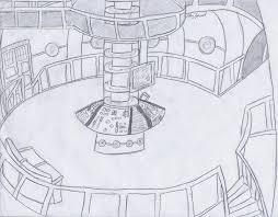 tardis interior fan made by iamjynxed on deviantart